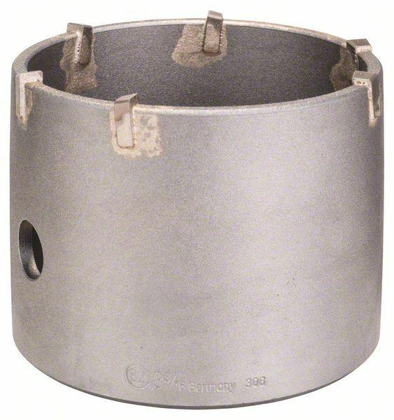 Dutá vrtací korunka SDS-plus-9 pro šestihranný adaptér - 82 x 50 x 80 mm, 6 - 316514008467 BOSCH