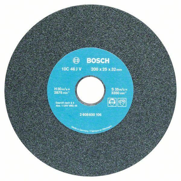 Brusný kotouč pro dvoukotoučovou brusku - 200 mm, 32 mm, 46 - 3165140084789 BOSCH