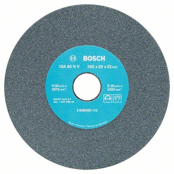 Brusný kotouč pro dvoukotoučovou brusku - 200 mm, 32 mm, 60 - 3165140084840 BOSCH