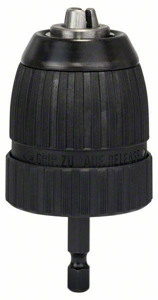 """Rychloupínací sklíčidla do 10 mm - 1-10 mm, 1/4"""" – 6k - 3165140085441 BOSCH"""