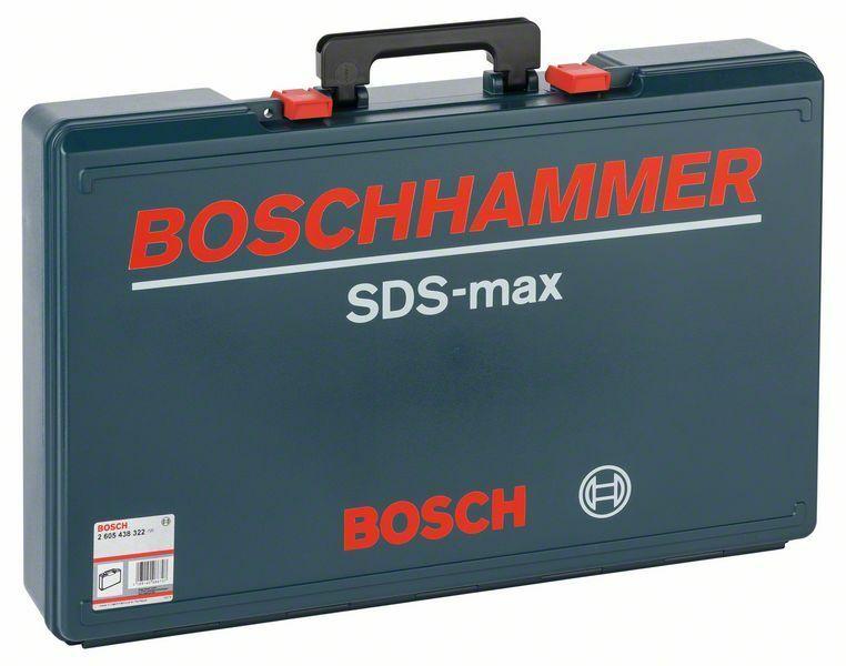 Plastový kufr - 615 x 410 x 135 mm - 3165140086707 BOSCH