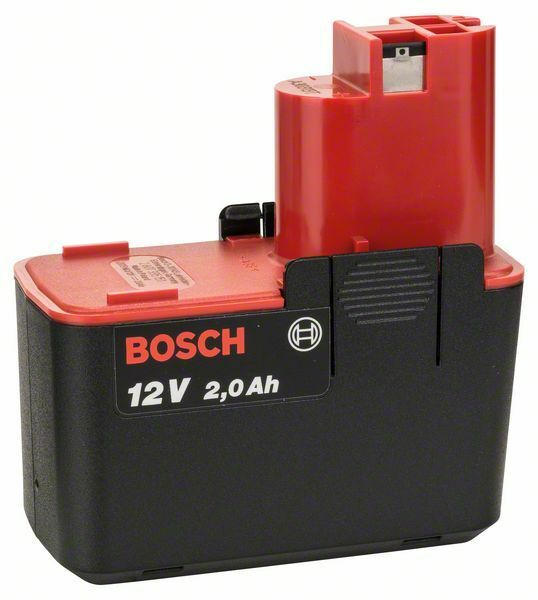 Plochý akumulátor 12 V - SD, 2,0 Ah, NiCd BOSCH