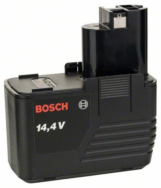 Plochý akumulátor 14,4 V - SD, 1,5 Ah, NiCd BOSCH