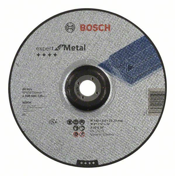 Dělicí kotouč profilovaný Expert for Metal - A 30 S BF, 230 mm, 3,0 mm - 3165140116473 BOSCH