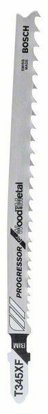 Pilový plátek do kmitací pily T 345 XF - Progressor for Wood and Metal - 3165140128032 BOSCH