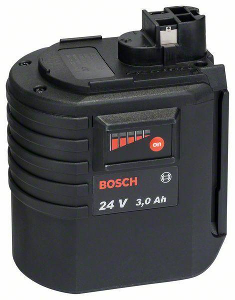 Zásuvný akumulátor 24 V - HD, 3 Ah, NiCd BOSCH