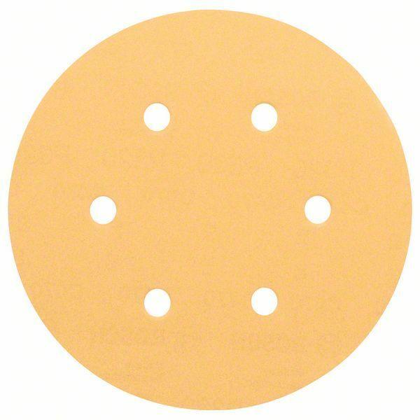 Brusný papír C470, balení 5 ks; 150 mm, 320 - 3165140159098 BOSCH