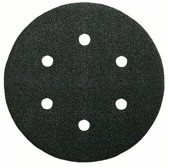 Brusný papír F355, balení 5 ks; 150 mm, 600 - 3165140159494 BOSCH