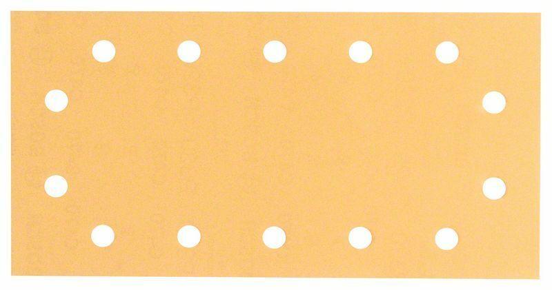 Brusný papír C470, balení 10 ks; 115 x 230 mm, 120 - 3165140160858 BOSCH