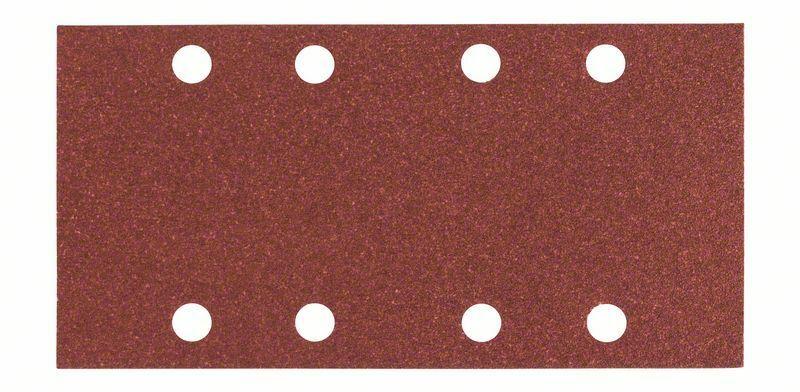 Brusný papír C430, balení 10 ks; 93 x 186 mm, 120 - 3165140161237 BOSCH