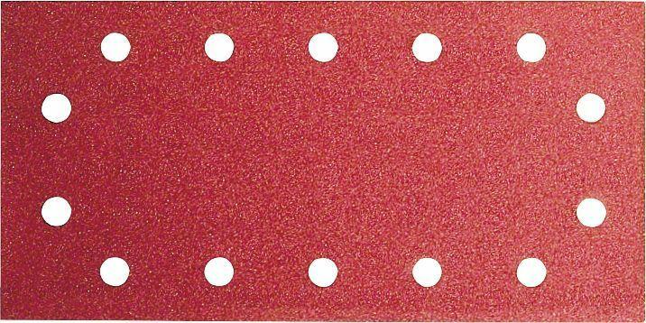 Brusný papír C430, balení 10 ks; 115 x 230 mm, 80 (Balení 5 ks) BOSCH