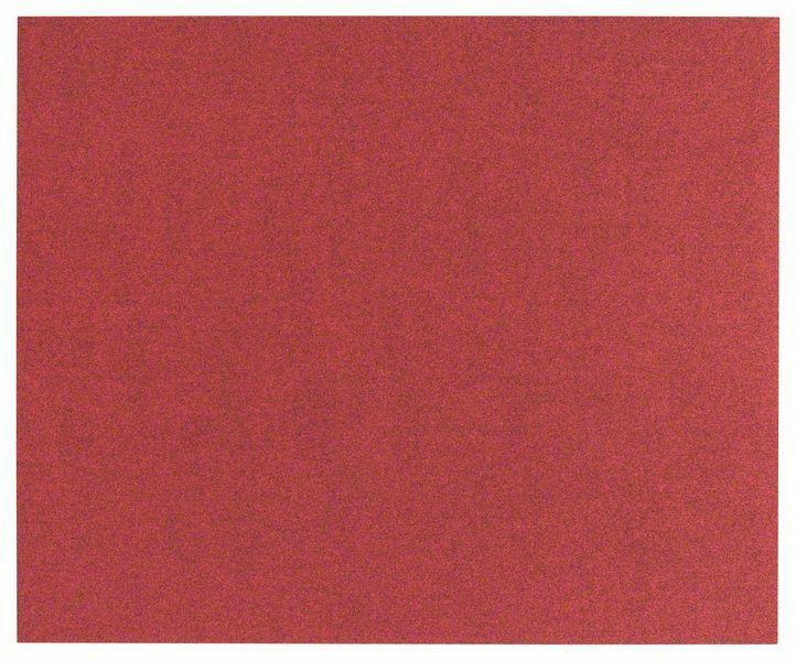 Brusný papír C410; 230 x 280 mm, 80 (Balení 50 ks) BOSCH