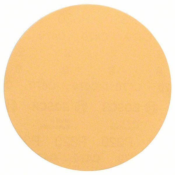 10dílná sada brusných papírů C470; 125 mm, 80 - 3165140162609 BOSCH