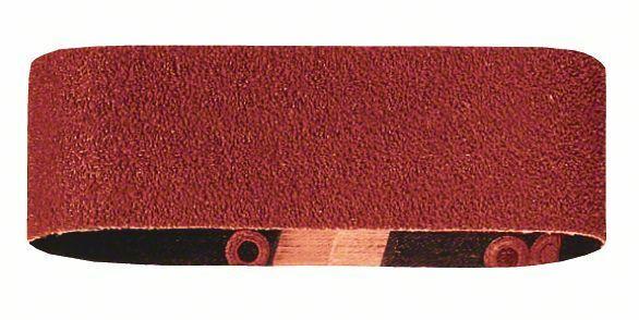 3dílná sada brusných pásů X440; 40 x 305 mm, 60; 80; 120 (Balení 4 ks) BOSCH