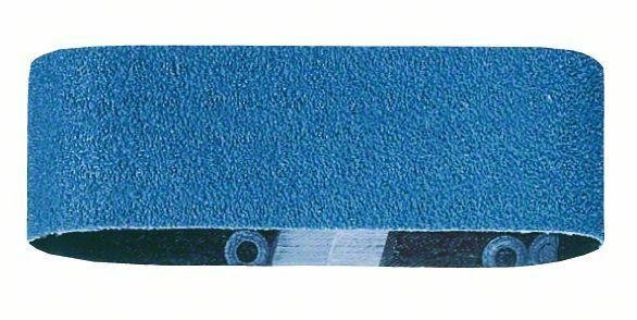 3dílná sada brusných pásů X450; 40 x 305 mm, 60; 80; 120 (Balení 4 ks) BOSCH