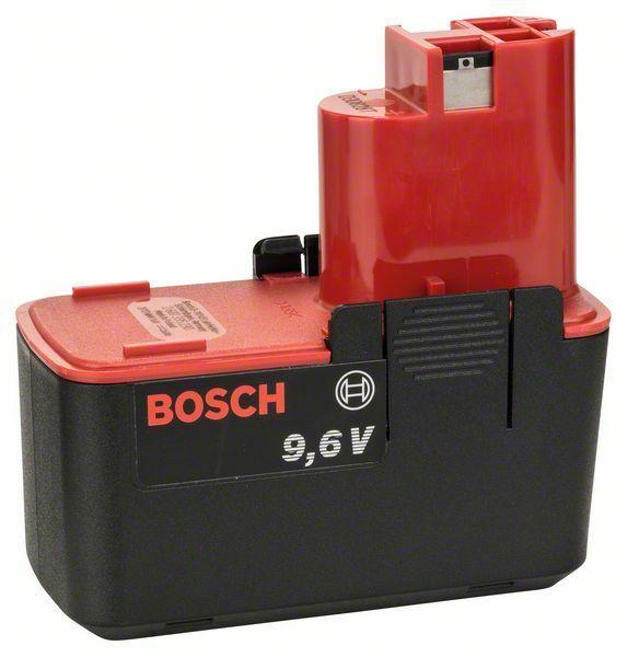 Plochý akumulátor 9,6 V - SD, 2,6 Ah, NiMH BOSCH
