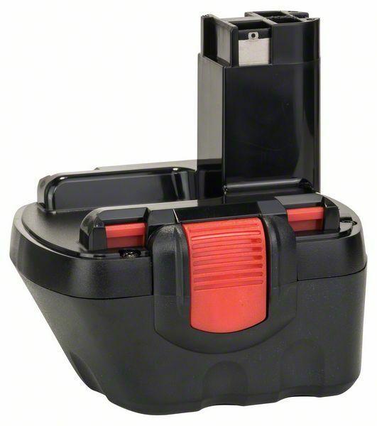 Akumulátor O 12 V - SD, 2 Ah, NiCd BOSCH