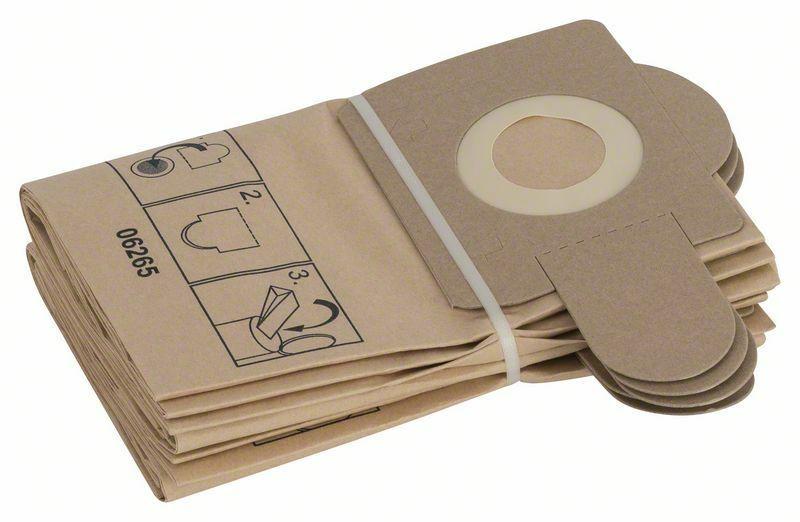 Papírové filtrační sáčky - 3165140210454 BOSCH