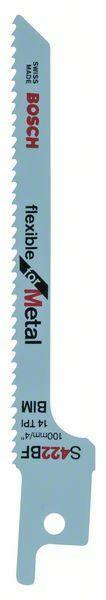 Pilový plátek do pily ocasky S 422 BF - Flexible for Metal - 3165140235457 BOSCH