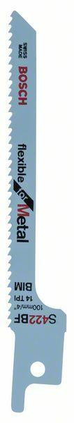 Pilový plátek do pily ocasky S 422 BF - Flexible for Metal - 3165140235600 BOSCH