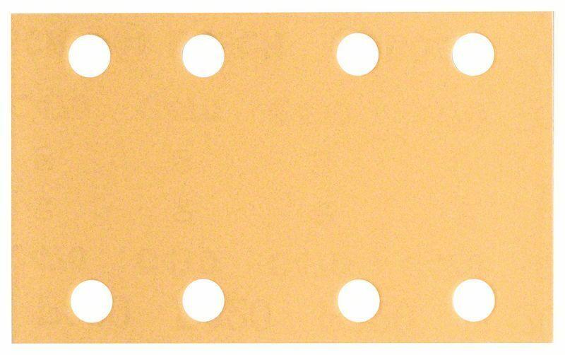 Brusný papír C470, balení 10 ks; 80 x 133 mm, 100 - 3165140247689 BOSCH