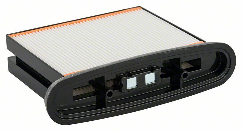 Polyesterový skládaný filtr GAS 25 L SFC - 4 300 cm2, 257 x 69 x 187 mm BOSCH