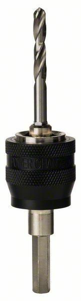 Adaptér Power Change - 8 mm šestihranná upínací stopka - 3165140262668 BOSCH