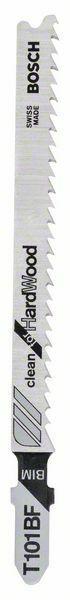 Pilový plátek do kmitací pilky T 101 BF - Clean for Hard Wood - 3165140264358 BOSCH