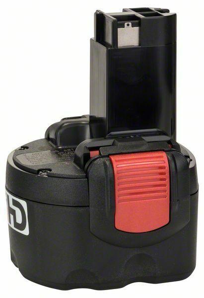 Akumulátor O 9,6 V - HD, 2,6 Ah, NiMH - 3165140334655 BOSCH