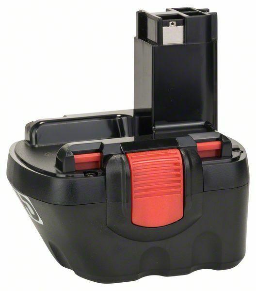 Akumulátor O 12 V - HD, 2,6 Ah, NiMH - 3165140334662 BOSCH