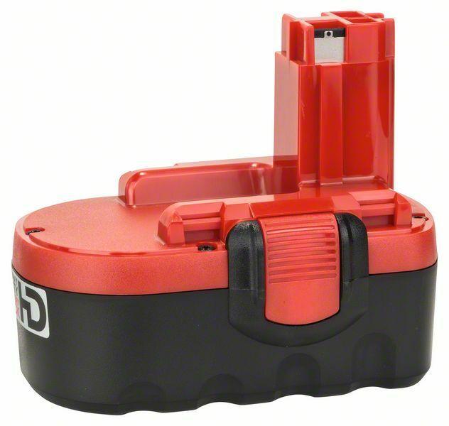 Akumulátor O 18 V - HD, 2,6 Ah, NiMH - 3165140334686 BOSCH