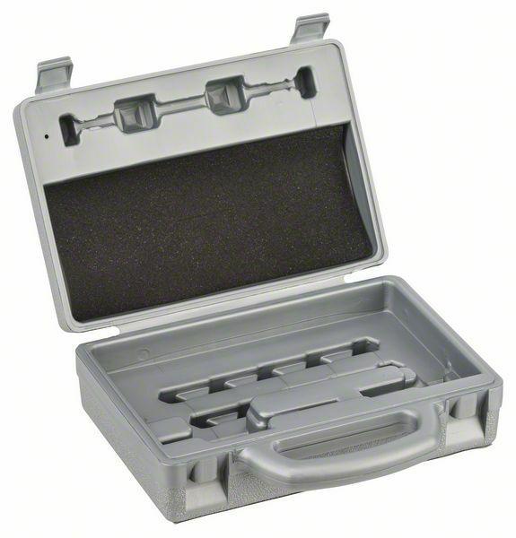 Kufr pro děrovky progressor - prázdný 6ks BOSCH
