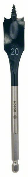 Plochý frézovací vrták Self Cut Speed, šestihran - 20 x 152 mm - 3165140353069 BOSCH