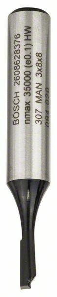 Drážkovací fréza - 8 mm, D1 3 mm, L 8 mm, G 51 mm - 3165140358378 BOSCH