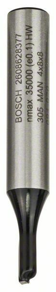 Drážkovací fréza - 8 mm, D1 4 mm, L 8 mm, G 51 mm - 3165140358385 BOSCH