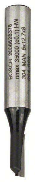 Drážkovací fréza - 8 mm, D1 5 mm, L 12,7 mm, G 51 mm - 3165140358392 BOSCH