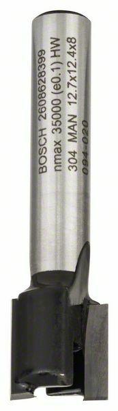 Drážkovací fréza - 8 mm, D1 12,7 mm, L 12,7 mm, G 50,8 mm - 3165140358606 BOSCH