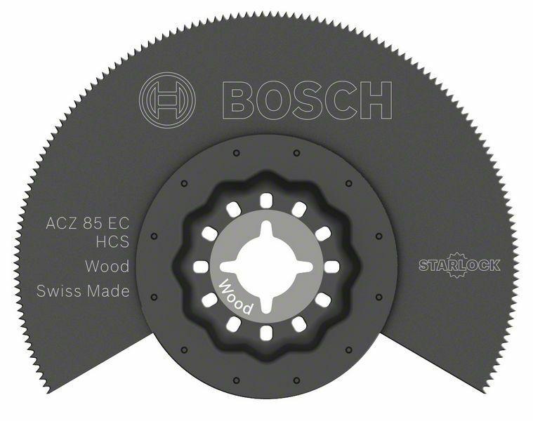 Segmentový pilový kotouč HCS ACZ 85 EC Wood - 85 mm - 3165140492461 BOSCH