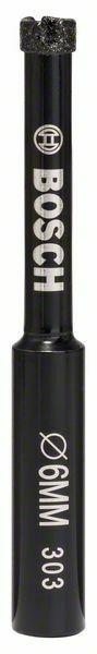 Diamantový vrták pro vrtání za mokra Diamond for Hard Ceramics - 6 x 35 mm - 3165140495738 BOSCH