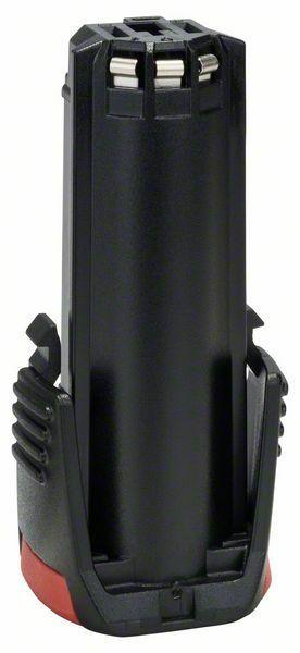Válečkový akumulátor 3,6 V - SD, 1,3 Ah, Li Ion BOSCH