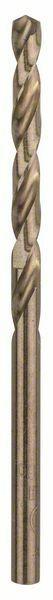 Vrták do kovu HSS-Co Standardline, DIN 338 - 4 x 43 x 75 mm - 3165140520812 BOSCH