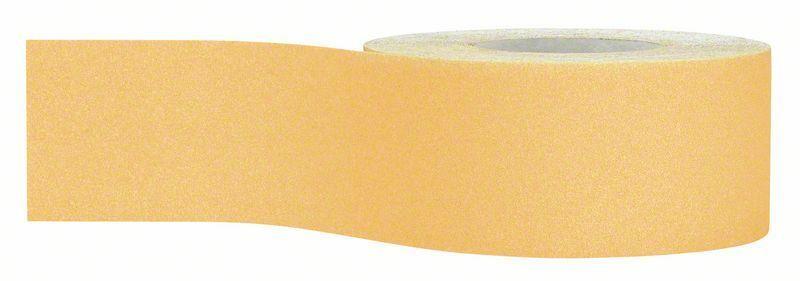 Role brusného papíru C470; 93 mm, 5 m, 80 - 3165140549196 BOSCH