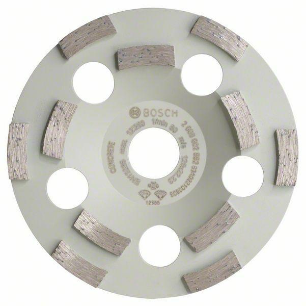 Diamantový hrncový kotouč Expert for Concrete - 125 x 22,23 x 4,5 mm - 3165140578837 BOSCH