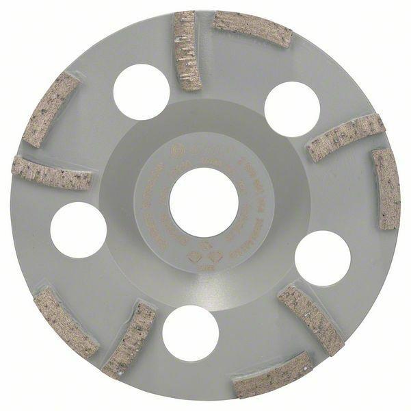 Diamantový hrncový kotouč Expert for Concrete Extra-Clean - 125 x 22,23 x 4,5 mm - 3165140 BOSCH