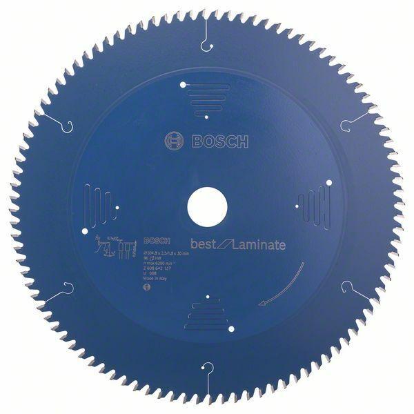 Pilový kotouč do okružních pil Best for Laminate - 304,8 x 30 x 2,5 mm, 96 BOSCH