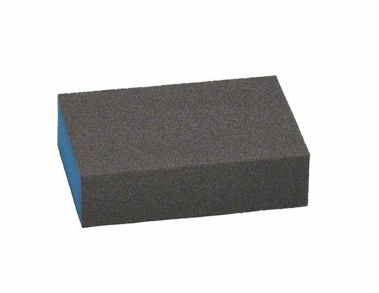 Brusná houba Best for Flat and Edge; 68 x 97 x 27 mm, super jemná - 3165140584012 BOSCH
