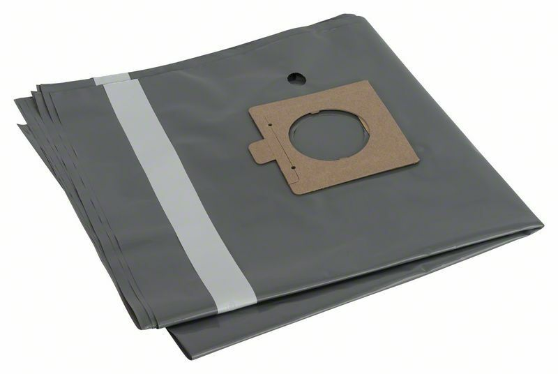 Sáček do vysavače GAS15L pro mokré vysávání 5ks - 3165140617161 BOSCH
