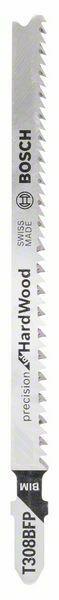 Pilový plátek  pro kmitací pily T 308 BFP - Precision for Wood - 3165140623674 BOSCH