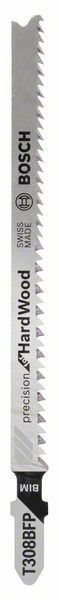 Pilový plátek  pro kmitací pily T 308 BFP - Precision for Wood - 3165140623681 BOSCH