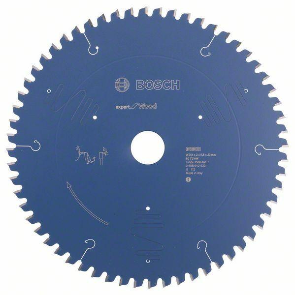 Pilový kotouč Expert for Wood - 254 x 30 x 2,4 mm, 60 - 3165140650120 BOSCH